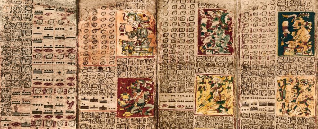 This Ancient Text Reveals a Maya Astronomer Calculated The Movements of Venus Over a Millennium Ago