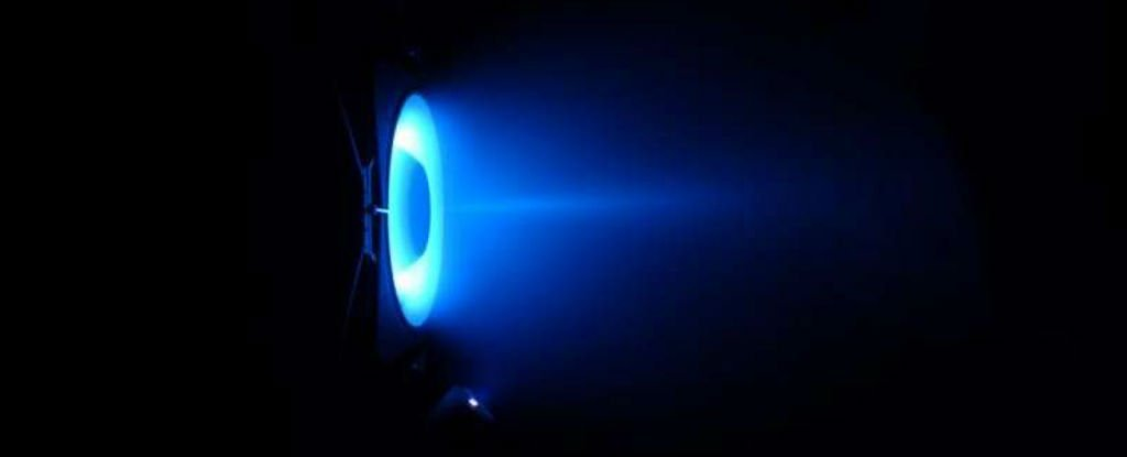 This plasma engine could get humans to Mars on 100 million times ...