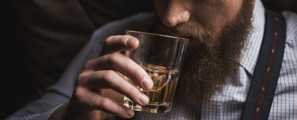 Become a better whisky snob by adding a few drops of water to your drink