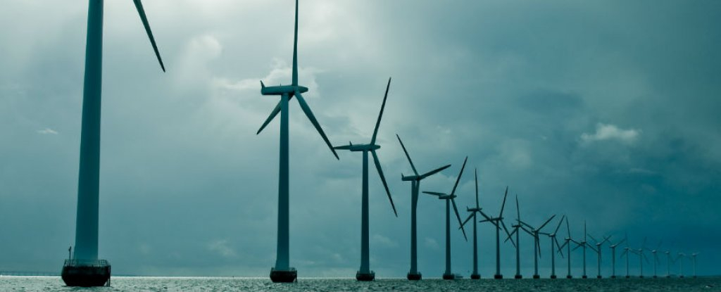 Denmark Just Generated 140 Of Its Electricity Demand From