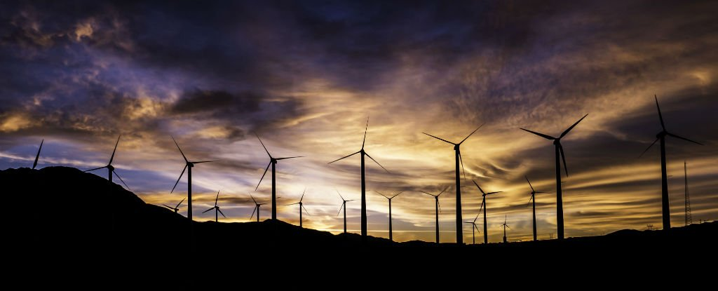 Scotland Just Generated More Power Than It Needs From Wind Turbines Alone