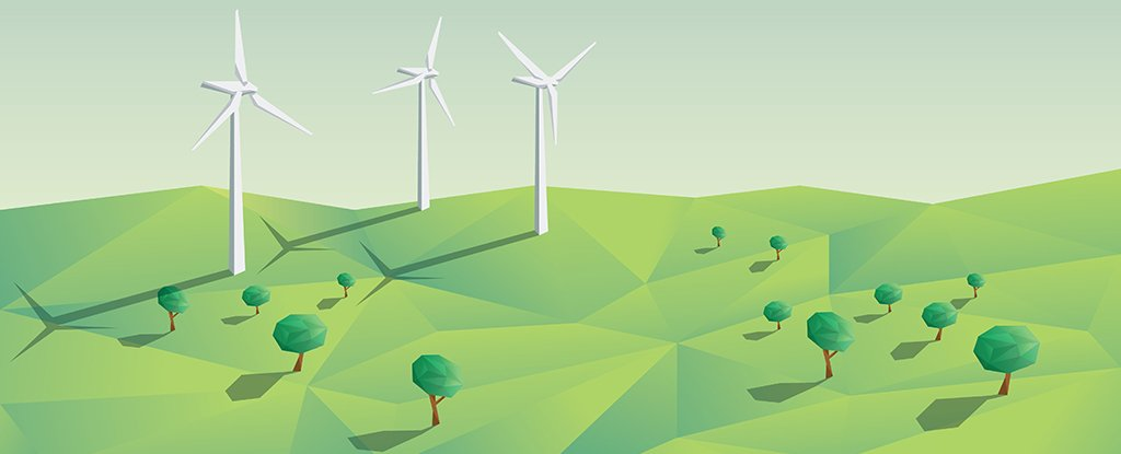Tiny, Artificial Trees Could Form The Next Generation of Windmills
