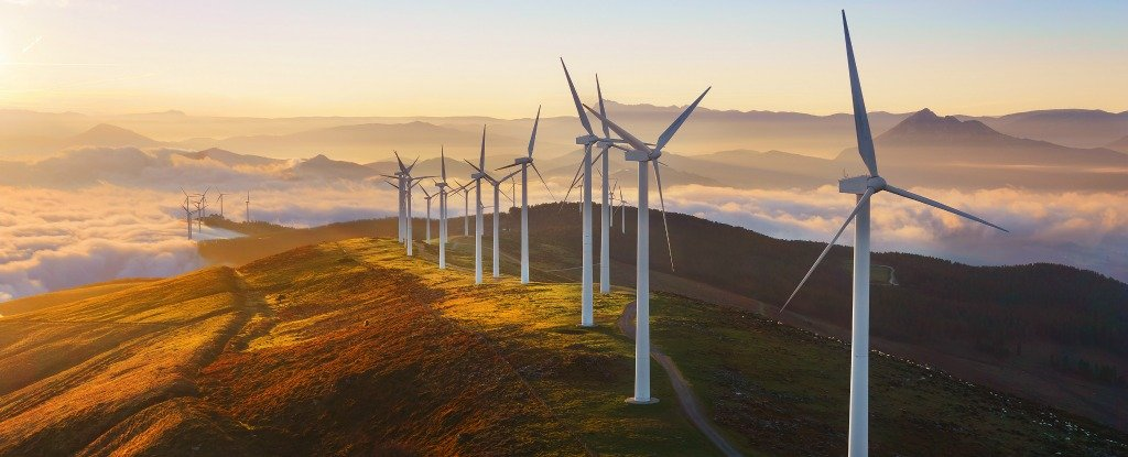 How Many Wind Turbines Would We Need to Power The Planet?