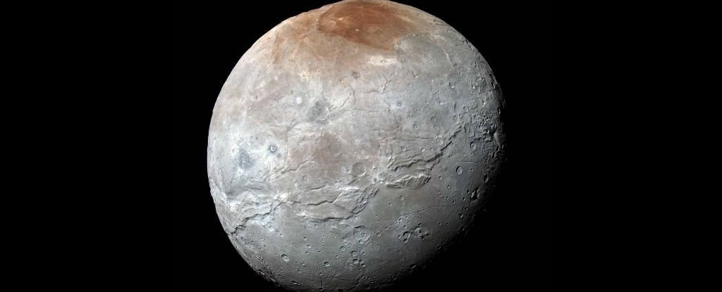 Pluto's Moon Charon Is Bursting at The Seams, Astronomers Find