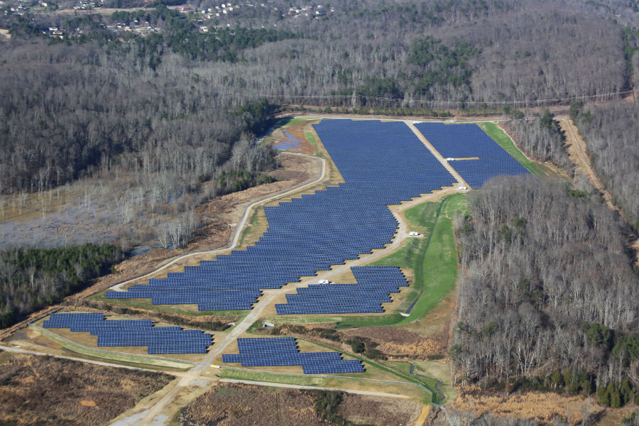6 Of The Most Beautiful Solar Farms In The World
