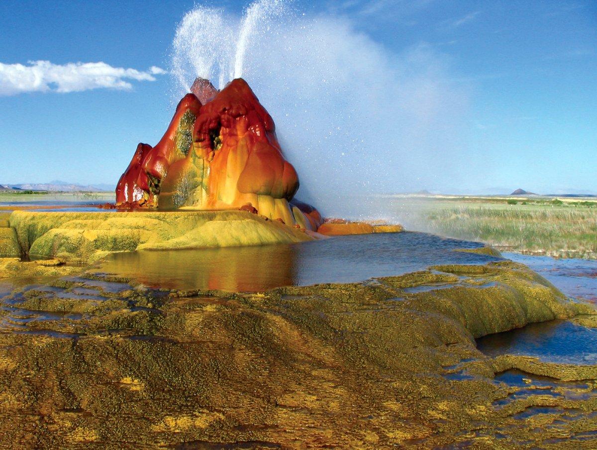 地球上29个超现实的风景 如果你有空可以去逛逛