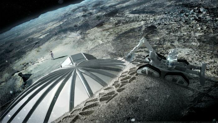 European Space Agency announces plans to build a 'Moon ...