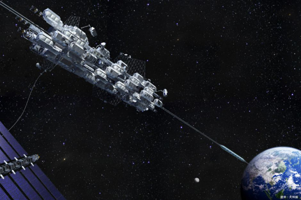 Japanese company plans to build a functioning space elevator by 2050