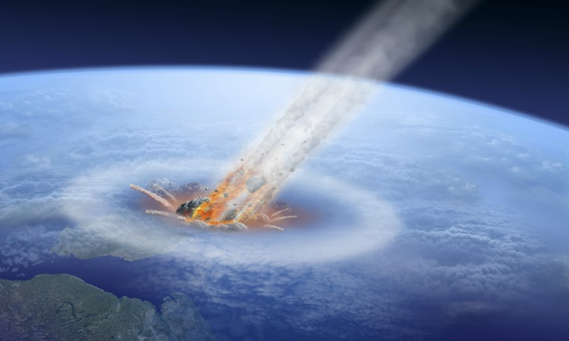 largest asteroid hit earth - photo #35