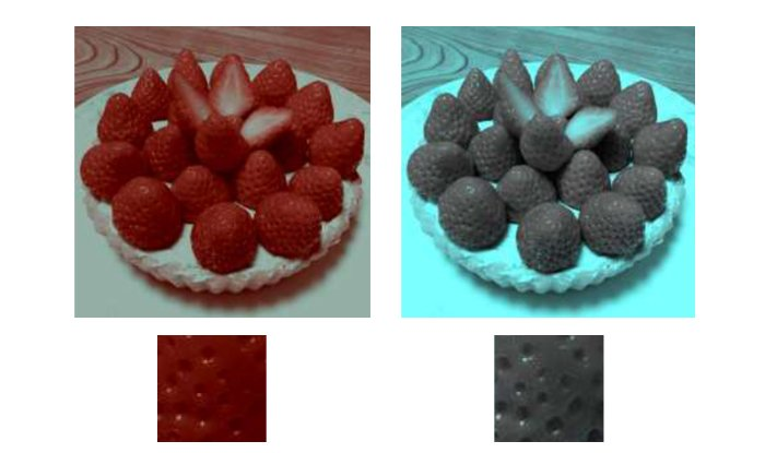 strawberry comparison